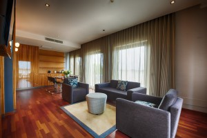Hilton Acaya Interni