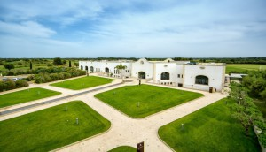 Hilton Acaya Esterni